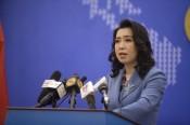 Việt Nam kiên quyết phản đối, yêu cầu Đài Loan hủy bỏ tập trận trái phép ở đảo Ba Bình